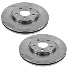 Front Disc Brake Rotor (AUTO EXTRA AX55093) PAIR