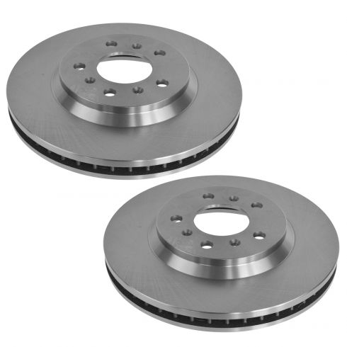 Front Disc Brake Rotor (AUTO EXTRA AX55126) PAIR