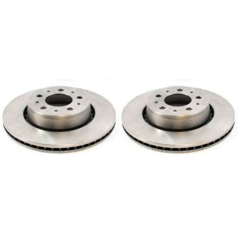 Front Disc Brake Rotor (AUTO EXTRA AX3488) PAIR