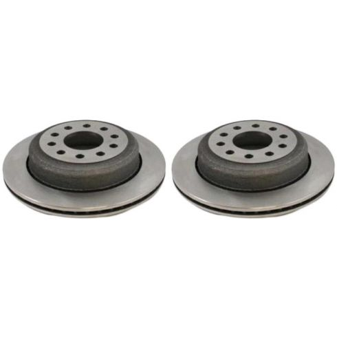 Rear Disc Brake Rotor (AUTO EXTRA AX54101) PAIR