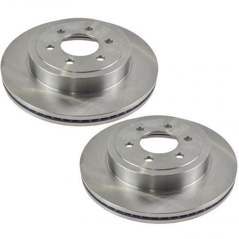 03-04 Dodge Dakota Front Disc Brake Rotor PAIR