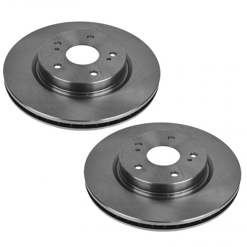 06-10 Suzuki Grand Vitara Front Disc Brake Rotor PAIR