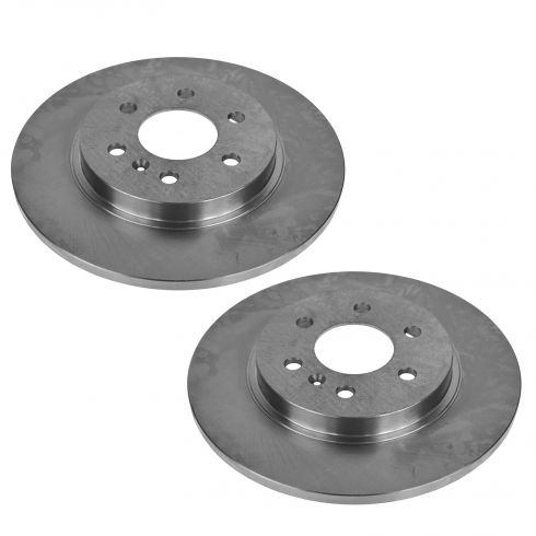 06-09 GM Mid Size SUV Rear Disc Brake Rotor PAIR