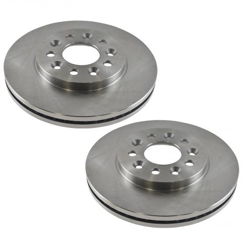 04-07 Ford Freestar, Mercury Monterey Front Disc Brake Rotor PAIR