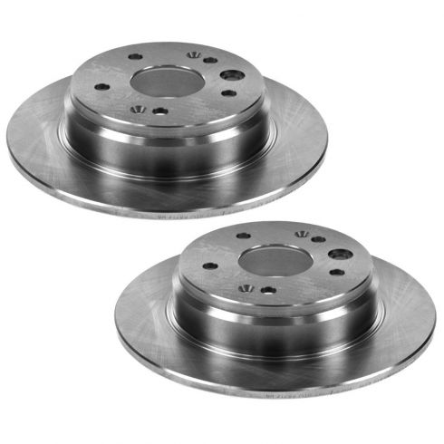 99-03 Acura 3.2TL Rear Brake Rotor Pair