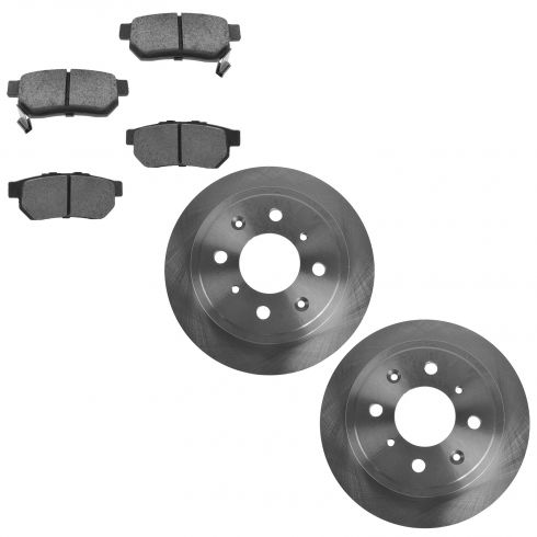 Rear Disc Brake Rotor & Rotor Set AX31360, AXMD374