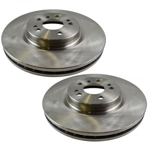 06-10 MB ML, R Series Front Brake Rotor Pair