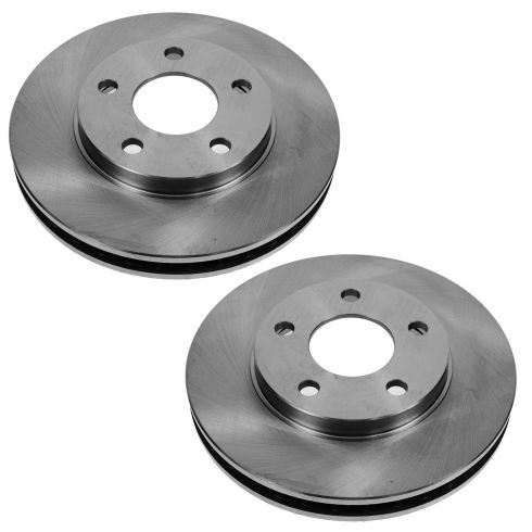 1997-05 Venture Regal Bonneville Grand Prix Brake Rotor Front Pair