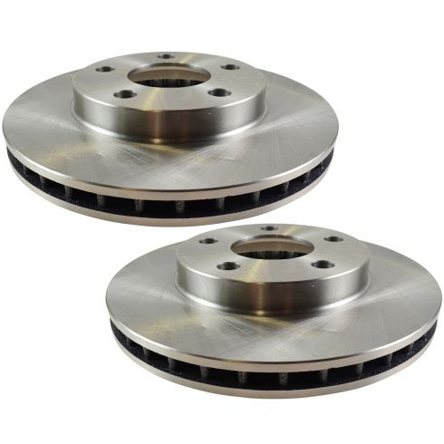 Front Disc Brake Rotor (AUTO EXTRA AX55040) Pair
