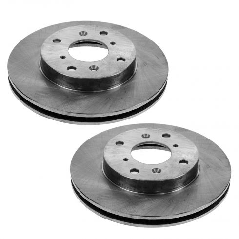 98-02 Honda Accord; 98-99 Acura CL 2.3L Frnt Rotor Pair