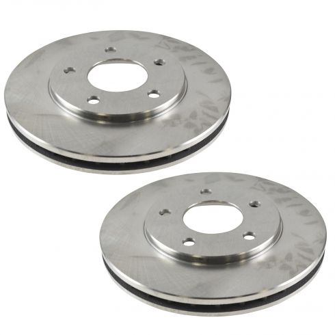 Front Disc Brake Rotor (AUTO EXTRA AX5566) Pair