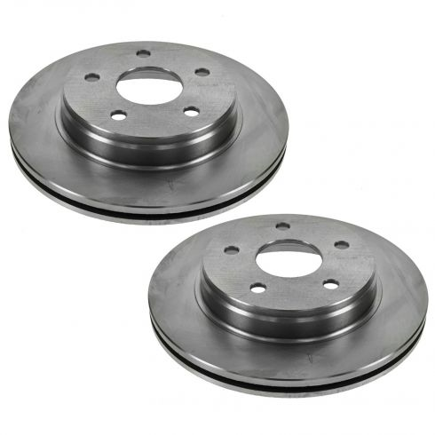 Front Disc Brake Rotor (AUTO EXTRA AX53005) Pair