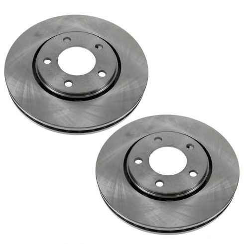 Front Disc Brake Rotor (AUTO EXTRA AX53002) Pair