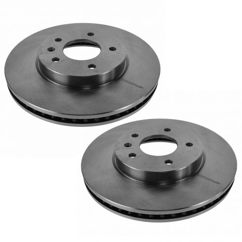 07-09 Equinox, Torrent; 08-09 Vue; 07-09 XL-7 Front Disc Brake Rotor PAIR