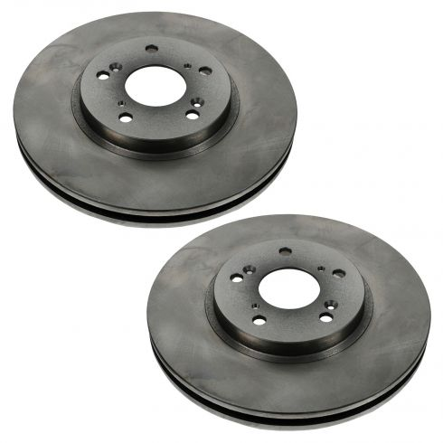 99-03 TL; 01-03 CL V6; 01-06 MDX; 03-07 Accord Coupe V6; 99-04 Odyssey; 03-08 Pilot Fr Brake Rotor P