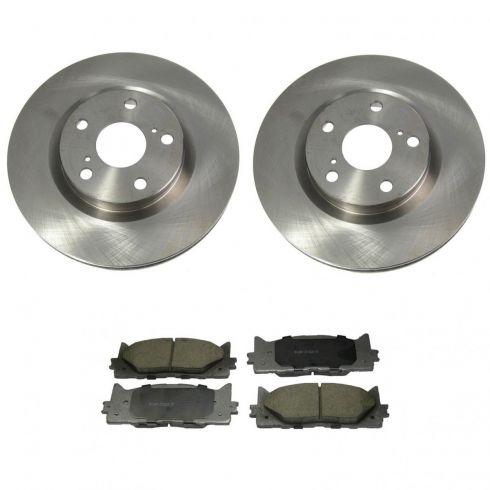 Brake Pad & Rotor