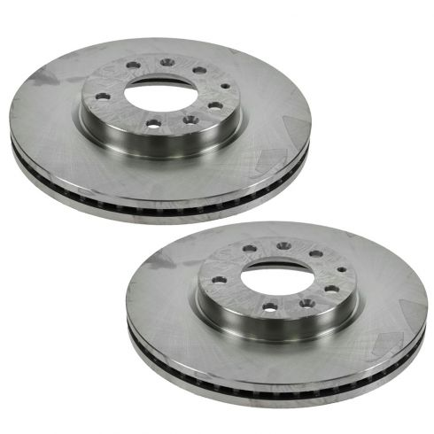 07-11 Mazda CX-7 Front Disc Brake Rotor Pair