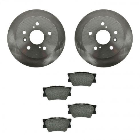 2007 lexus es350 brake pads rotors replacement 2007. Black Bedroom Furniture Sets. Home Design Ideas