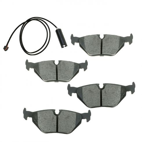 Brake Pads CERAMIC with Sensor