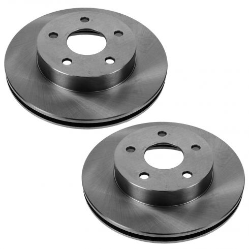 99-04 Jeep Grand Cherokee Front Disc Brake Rotor PAIR