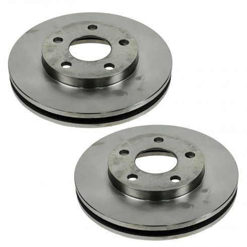 1990-97 GM Multifit Front Brake Rotor PAIR