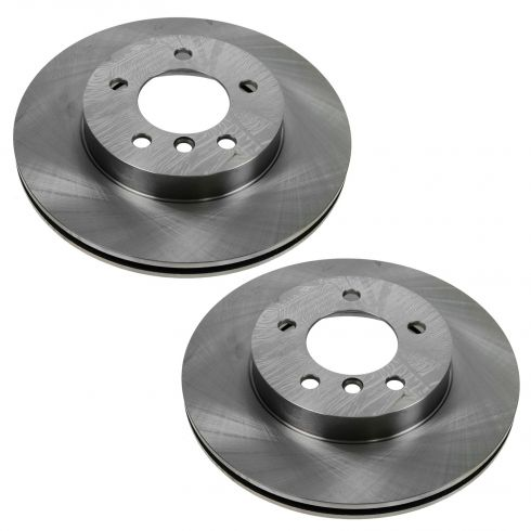 99-06 BMW 3 Series; 03-08 Z4 Front Disc Brake Rotor PAIR