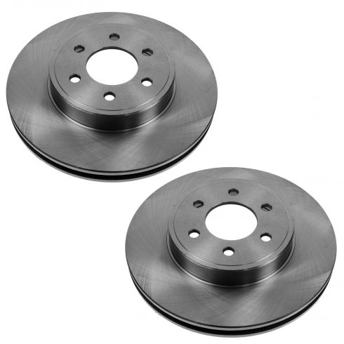 03 Dodge Durango Front Disc Brake Rotor PAIR