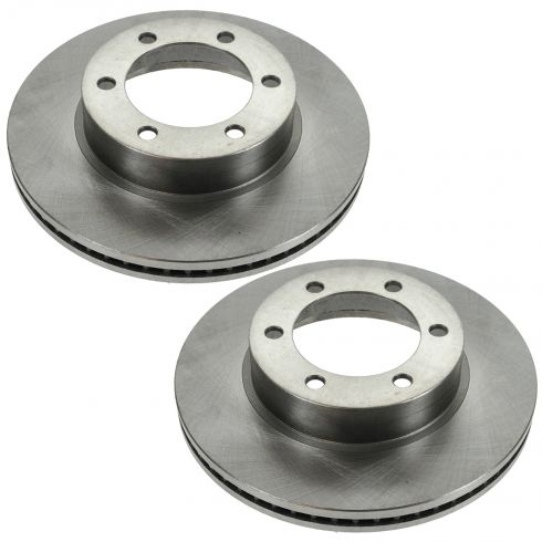 01-07 Sequoia; 00-06 Tundra Front Disc Brake Rotor PAIR