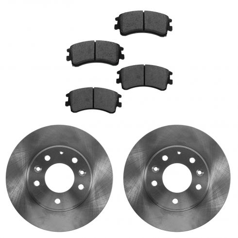 03-05 Mazda 6 Front Ceramic Pads & Rotors Set