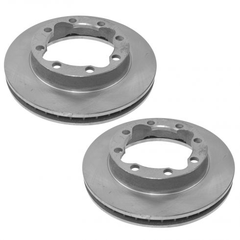 89-00 Chevy. GMC 3500, 3500 PU; 95-99 Suburban 2500 w/4WD Front Disc Brake Rotor PAIR