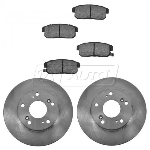 02-06 RSX Front Ceramic Pads & Rotor Set