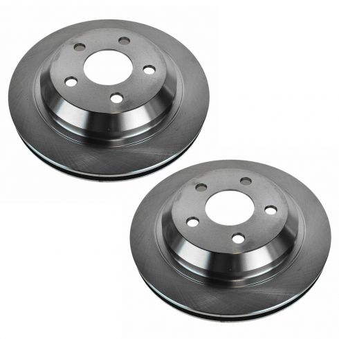 98-02 Chevy Camaro; Pontiac Firebird, Trans Am Rear Disc Brake Rotor PAIR