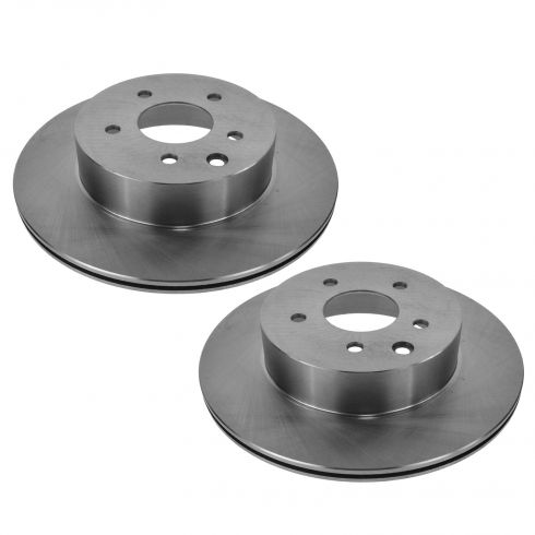 06-13 Nissan 350Z/370Z; Infiniti Multifit Rear Disc Brake Rotor PAIR