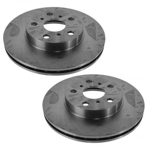 90-91 Toyota Celica GT, GTS w/2WD Front Disc Brake Rotor Pair