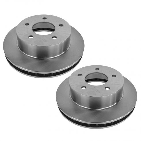 90-02 Chevy Astrovan, GMC Safari Van w/4WD Front Disc Brake Rotor Pair