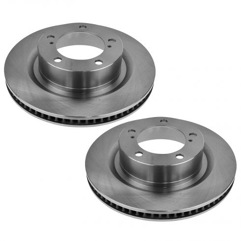 07-14 Tundra; 08-14 Sequoia Front Brake Rotor Pair