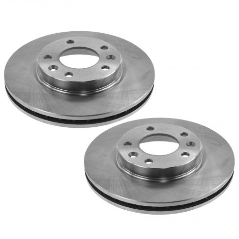 02-04 to 12-01-03 Kia Sedona Front Brake Rotor Pair