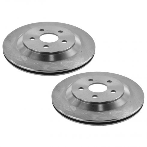 04-07 Freestar, Monterey Rear Brake Rotor Pair