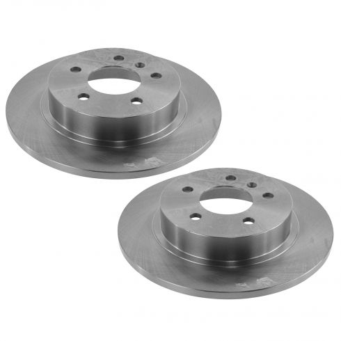 06-11Lucerne, DTS Rear Brake Rotor Pair