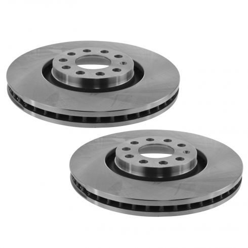 05-09 A4; 00-04 A6; 00-02 S4 Front Brake Rotor 312MM Pair