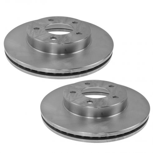 98-00 Concorde, Intrepid, LHS Front Brake Rotor Pair