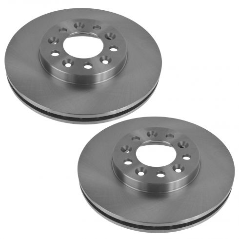 1999-03 Ford Windstar Front Disc Brake Rotor Pair