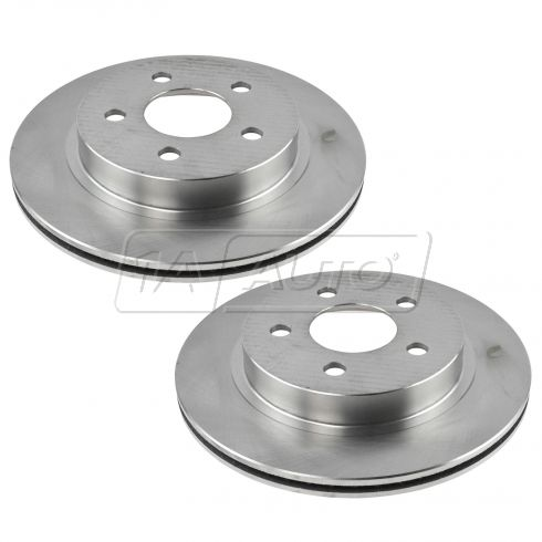 93-97 Camaro, Firebird Rear Brake Rotor Pair