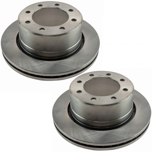09-16 Ram 2500, 3500; 12 1500 Rear Brake Rotor Pair