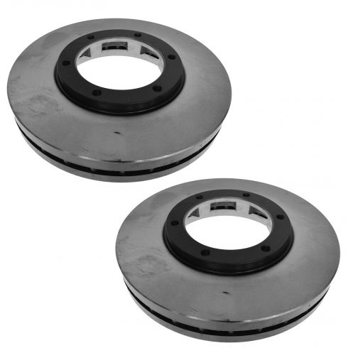 05-09 Mitsubishi Fuso FE Series Front Disc Brake Rotor PAIR (Raybestos Advanced Technology)