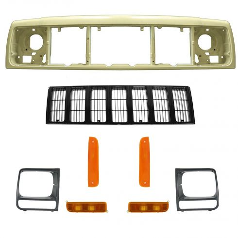 Grille, Header Panel, & Light Kit