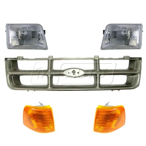 Grille & Light Kit