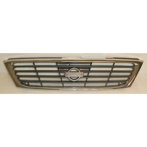 1995-97 Nissan Sentra 200SX Chrome & Black Grille (grill)
