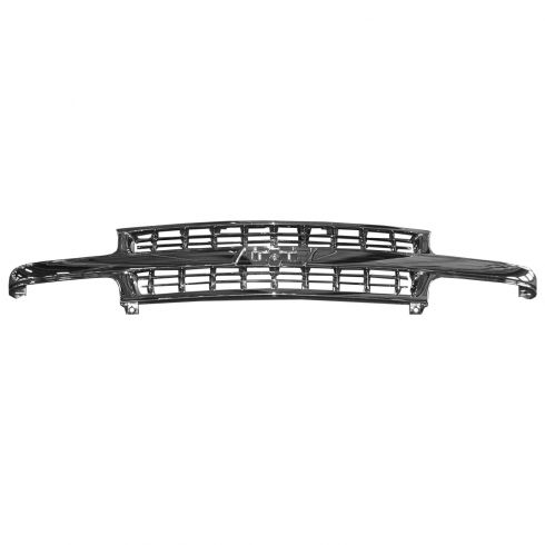 00-03 Chevy Suburban Grille All Chr