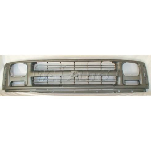 96-02 Chevy Van Grille w/ Sealed Beam Lt
